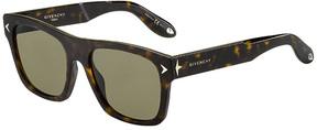 Safilo USA Givenchy 7011 Wayfarer Sunglasses