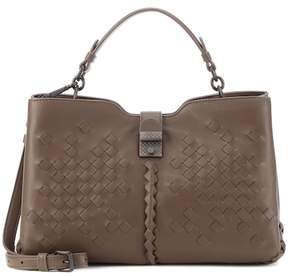 Bottega Veneta Medium Napoli leather shoulder bag