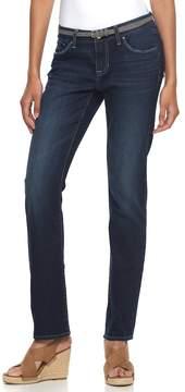 Apt. 9 Women's Modern Fit Straight-Leg Jeans
