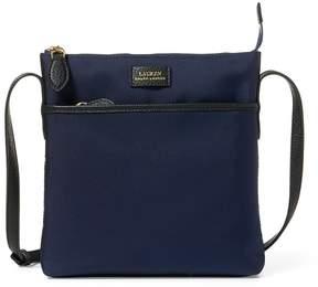 Lauren Ralph Lauren Medium Nylon Cross-Body Bag