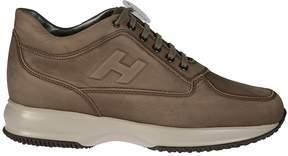 Hogan Paneled H Sneakers