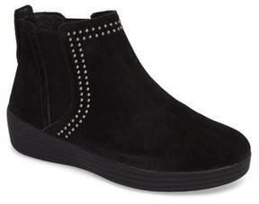 FitFlop Women's TM) Superchelsea Studded Boot