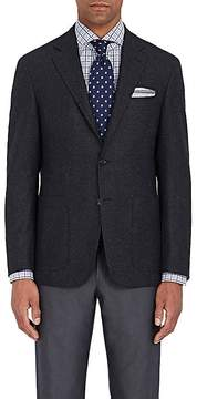 Canali Men's Kei Double-Faced Wool Two-Button Sportcoat