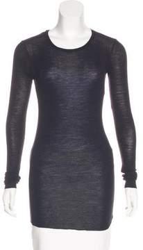 Forte Forte Wool Long Sleeve Top