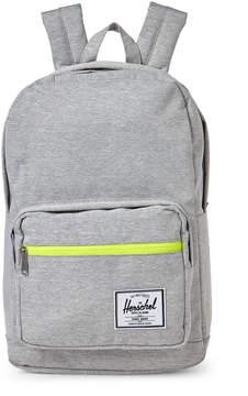 Herschel Light Grey Pop Quiz Backpack