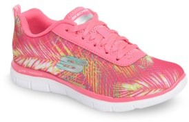 Skechers Girl's Skech Appeal 2.0 Tropical Breeze Sneaker