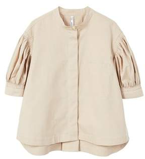 MANGO Organic cotton shirt