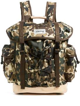 Eastpak x A.P.C. Camo Backpack