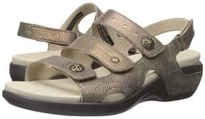 Aravon PC Three Strap Women's Sandals