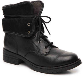 b.ø.c. Saturn II Combat Boot - Women's