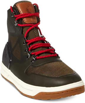 Polo Ralph Lauren Men's Alpine200 Mesh Sneakers Men's Shoes