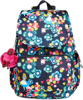 Kipling Disney's Alice in Wonderland City Pack Backpack - TEA ROSE - STYLE