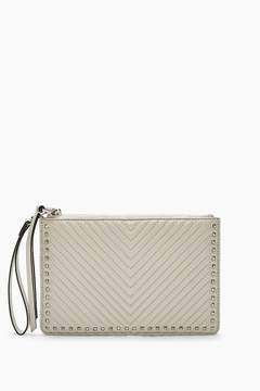 Rebecca Minkoff | Wristlet Pouch - NATURAL - STYLE