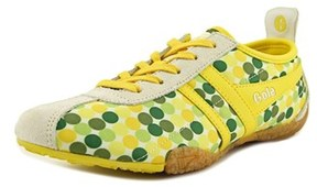Gola Candy Round Toe Synthetic Running Shoe.