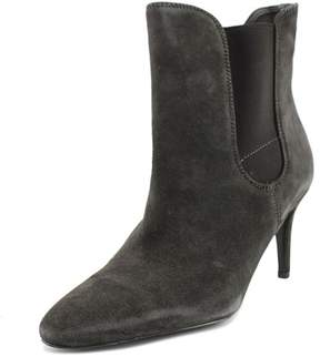Lauren Ralph Lauren Pashia Women US 7 Gray Ankle Boot