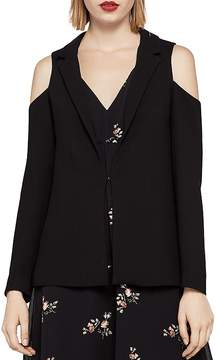 BCBGeneration Cold-Shoulder Blazer