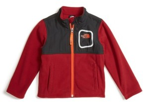 The North Face Toddler Boy's Peril Glacier Microfleece Track Jacket