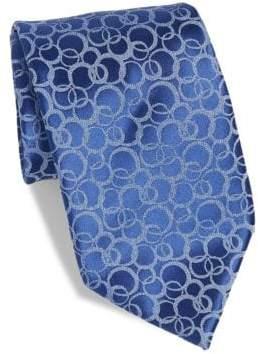 Charvet Bubbles Silk Tie