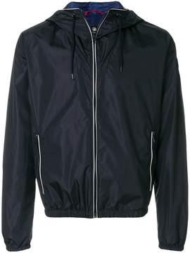 Fay hooded lightweight jacket