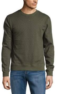 Sovereign Code Geo-Print Sweatshirt