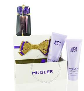 Thierry Mugler Alien Golden Dreams Giftlimited Edition Set (w)