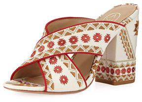 Ash Adel Southwestern Mule Sandal