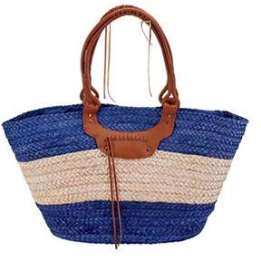 San Diego Hat Company Women's Paperbraid Tote Bsb1561.