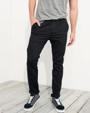 Hollister Advanced Stretch Super Skinny Chino Pants