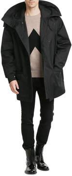 Jil Sander Leather Lace-Up Boots