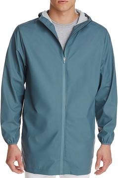 Rains Base Hooded Long Jacket