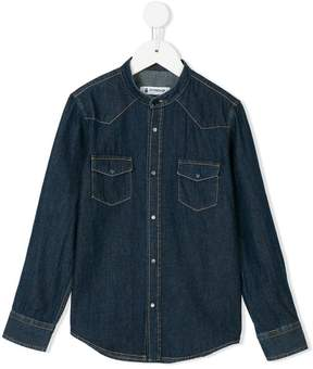 Dondup Kids denim shirt