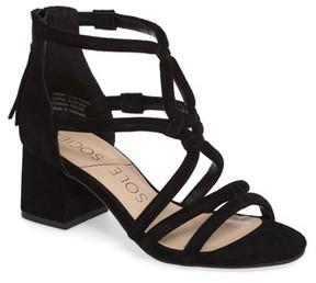 Sole Society Women's Jenina Block Heel Sandal