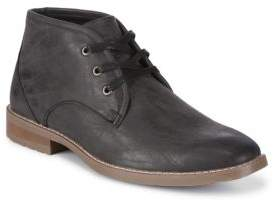 Andrew Marc Cedarcliff Round Toe Chukka Boots