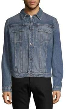Helmut Lang 87 Faded Denim Jacket
