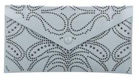 Alaia Studded Envelope Clutch w/ Tags