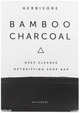 Herbivore Botanicals Bamboo Charcoal Soap