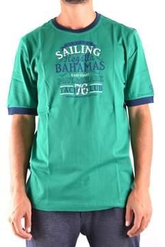 Paul & Shark Men's Green Cotton.
