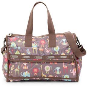LeSportsac Nylon Baby Travel Bag & Changing Pad