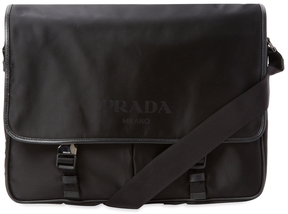 Prada Medium Nylon Messenger