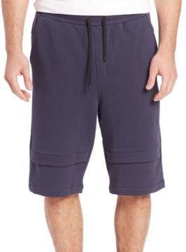 Public School Zagut Cotton Shorts