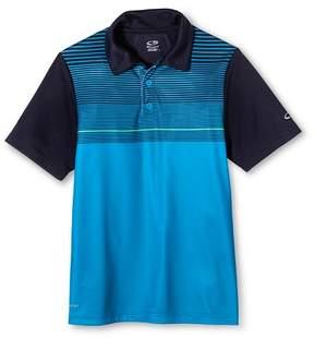 Champion Boys' Golf Polo Fiji Stripe
