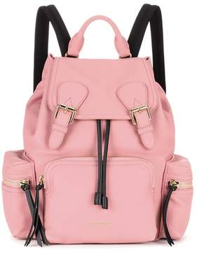 Burberry The Large leather backpack