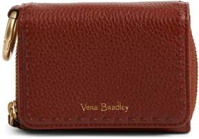 Vera Bradley RFID Mallory Card Case - SYCAMORE WILD BERRY - STYLE