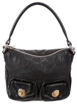 Marc Jacobs Small Blake Bag - BLACK - STYLE