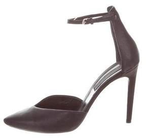 Proenza Schouler Leather d'Orsay Pumps