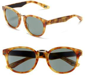 Women's Nike 'Achieve' 52Mm Sunglasses - Copper Tortoise/ Gold