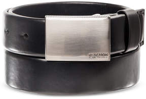 Kenneth Cole Reaction Men's Plaque Comfort Stretch Belt