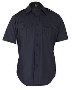Propper Men's Tactical Dress Shirt Short Sleeve 65p/35c.