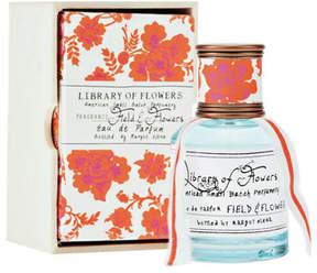 Library of Flowers Field & Flowers Eau De Parfum, 1.7 oz./ 50 mL
