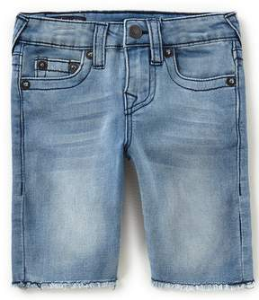 True Religion Little Boys 2T-7 French Terry Geno Shorts